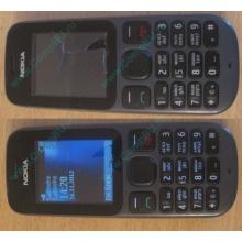 Телефон Nokia 101 Dual SIM (чёрный) - Братск