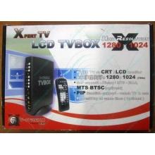 Внешний TV tuner KWorld V-Stream Xpert TV LCD TV BOX VS-TV1531R (без БП!) - Братск