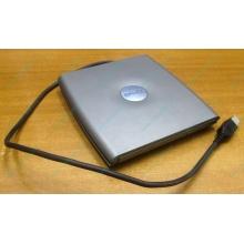 Внешний DVD/CD-RW привод Dell PD01S для ноутбуков DELL Latitude D400 в Братске, D410 в Братске, D420 в Братске, D430 (Братск)