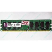 ГЛЮЧНАЯ/НЕРАБОЧАЯ память 2Gb DDR2 Kingston KVR800D2N6/2G pc2-6400 1.8V  (Братск)