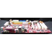 Материнская плата MSI MS-7140 915P Combo2 VER 2.0 s.775 (Братск)