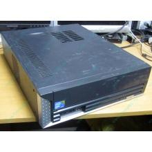 Лежачий четырехядерный системный блок Intel Core 2 Quad Q8400 (4x2.66GHz) /2Gb DDR3 /250Gb /ATX 300W Slim Desktop (Братск)