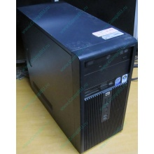 Компьютер Б/У HP Compaq dx7400 MT (Intel Core 2 Quad Q6600 (4x2.4GHz) /4Gb /250Gb /ATX 300W) - Братск