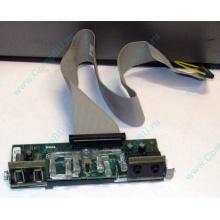 Панель передних разъемов (audio в Братске, USB) и светодиодов для Dell Optiplex 745/755 Tower (Братск)