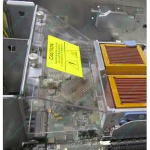 Прозрачная пластиковая крышка HP 337267-001 для подачи воздуха к CPU в ML370 G4 (Братск)