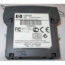 Модуль параллельного порта HP JetDirect 200N C6502A IEEE1284-B для LaserJet 1150/1300/2300 (Братск)