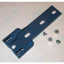 """Синий пластмассовый фиксатор-защёлка HP 224981-001 для 5.25"""" устройств в HP ML370 (Братск)"""