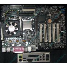 Материнская плата Intel D845PEBT2 (FireWire) с процессором Intel Pentium-4 2.4GHz s.478 и памятью 512Mb DDR1 Б/У (Братск)