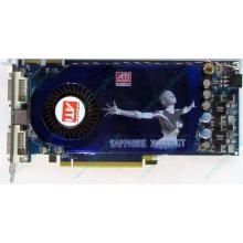 Б/У видеокарта 256Mb ATI Radeon X1950 GT PCI-E Saphhire (Братск)